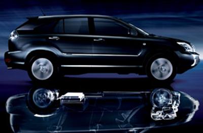 Lexus elektrisch